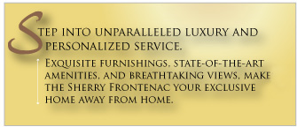 Step into unparalleled luxury and personalized service